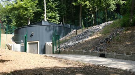 Trinkwasserbehälter Wittekindshof, Bad Oeynhausen