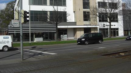 Neubau Fitnesscenter ELAN Hannover, Podbielskistraße
