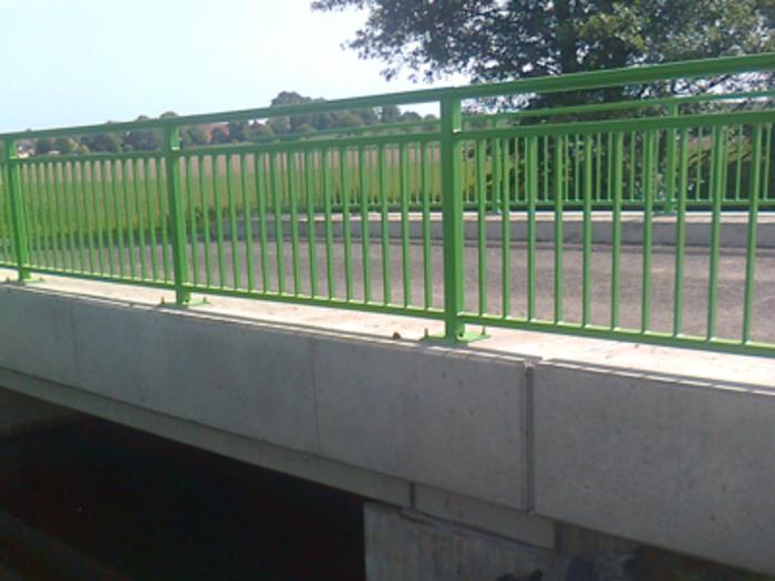 Barsinghausen Brücke über die Südaue