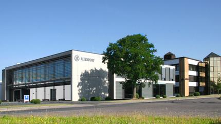 Bürogebäude in Minden