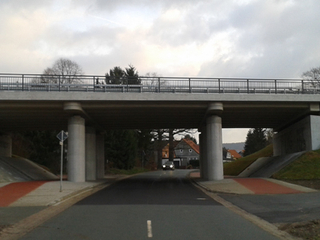 Brücke B442 Messenkamp